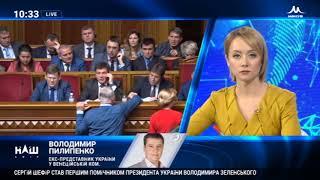Володимир Пилипенко про коаліцію, дострокові вибори та зміну виборчого законодавства
