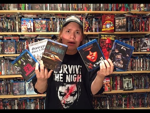 My Bluray Collection Update 71115 : Blu ray and Dvd Movie s