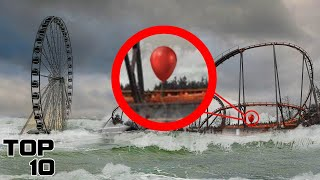 Top 10 Abandoned Amusement Parks In America
