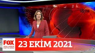 Alım gücü düşünce... 23 Ekim 2021 Gülbin Tosun ile FOX Ana Haber Hafta Sonu