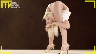 AWESOME CIRCUS GIRLS! MOST AMAZING VIDEOS thumbnail