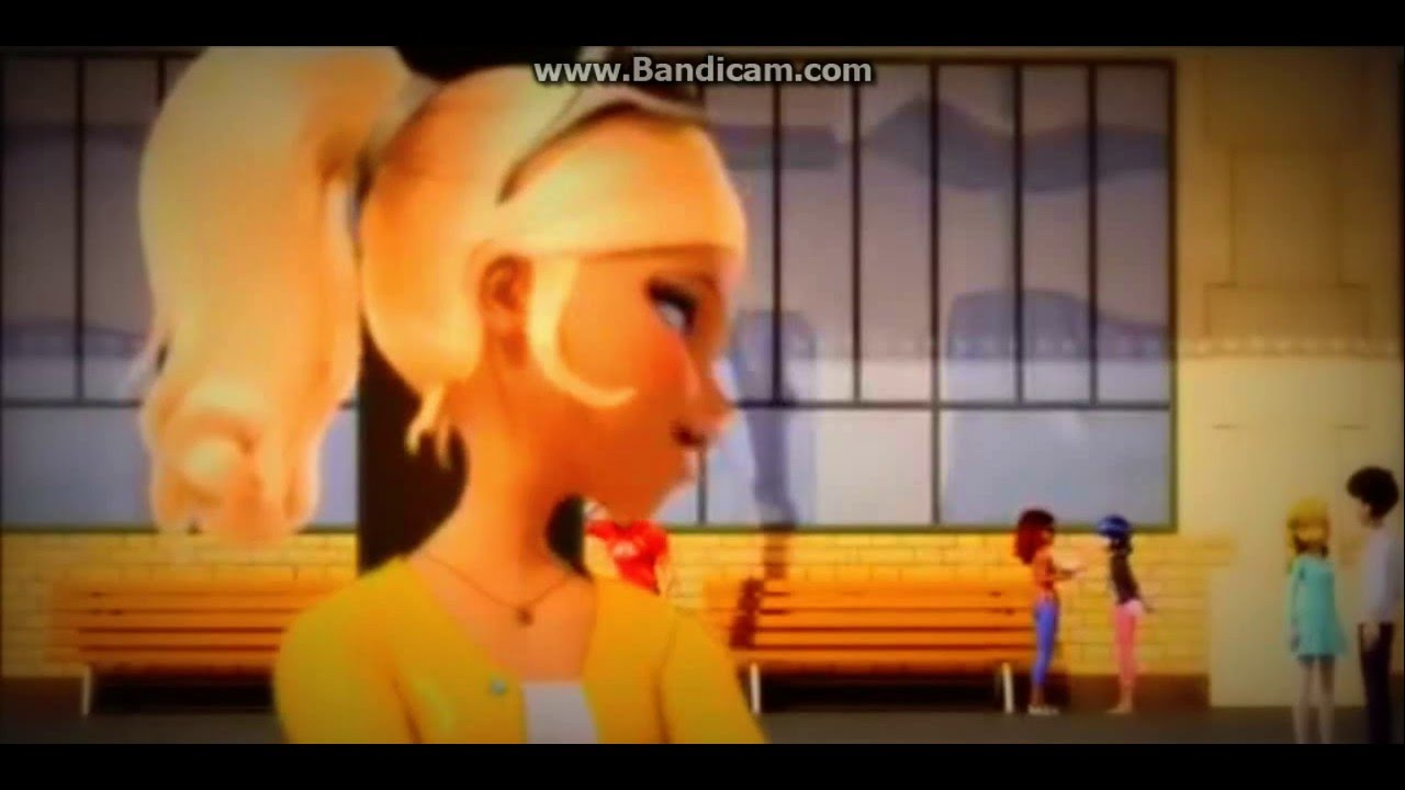 Леди баг и супер кот песня брюнетка и блондинка