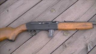 Gevarm E1 Semi-Auto .22 Rifle