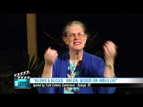 EWTN ON LOCATION -  BIBLICAL WISDOM FOR FAMILY LIFE AND MARRIAGE