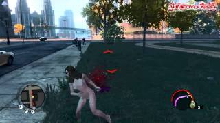Saints Row The Third Female Naked Gamepaly 1080p