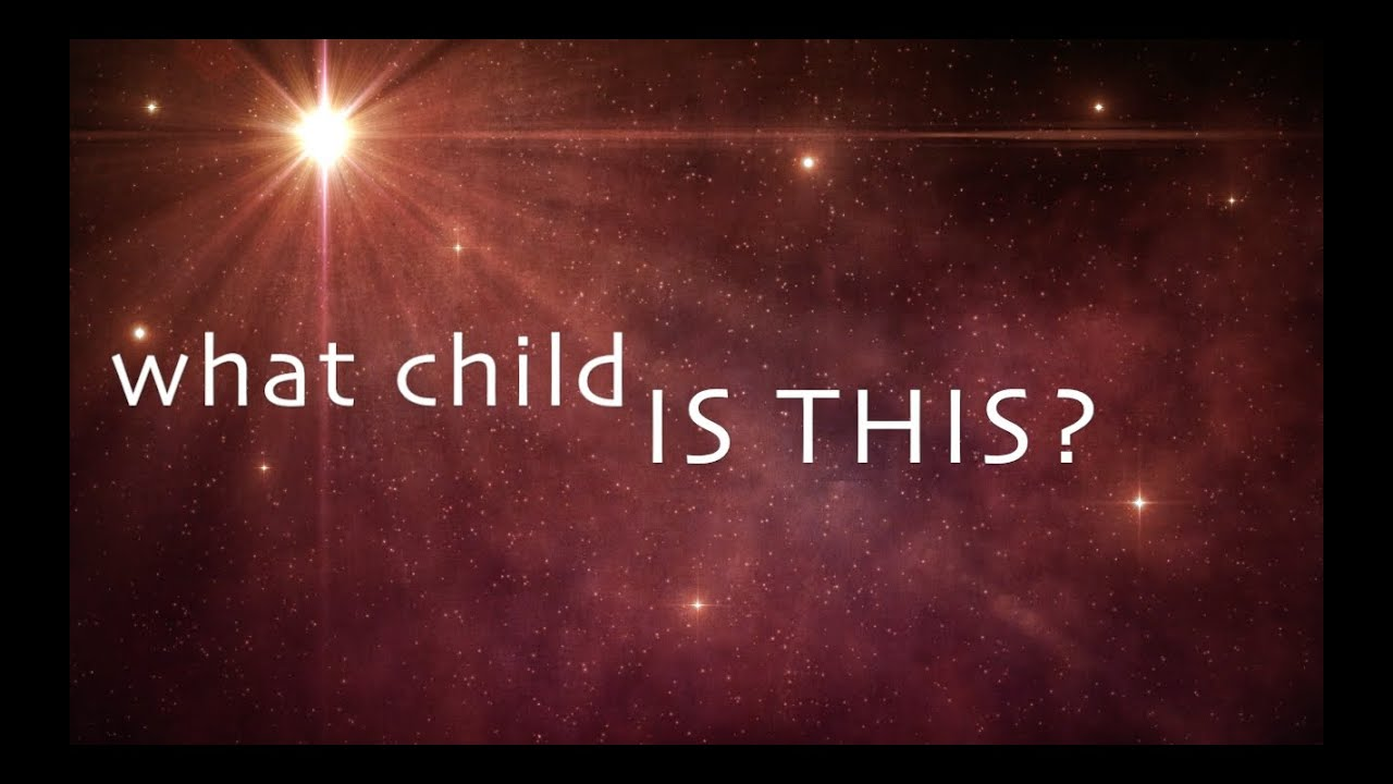 What Child is This w/ Lyrics (Francesca Battistelli) - YouTube