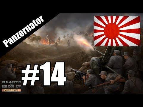 Demanding Indochina! HoI4: Waking The Tiger - Japan gameplay episode 14