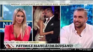 Alex Bodi confirmă divorţul de Bianca Drăguşanu! E adevărat! Am mers amândoi să depunem actele