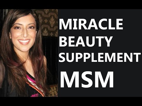 Download Youtube: MSM - The Miracle Beauty, Hair & Health Supplement - Goddess by Feritta