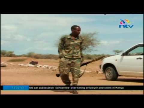 al Shabaab attack police station in Wajir