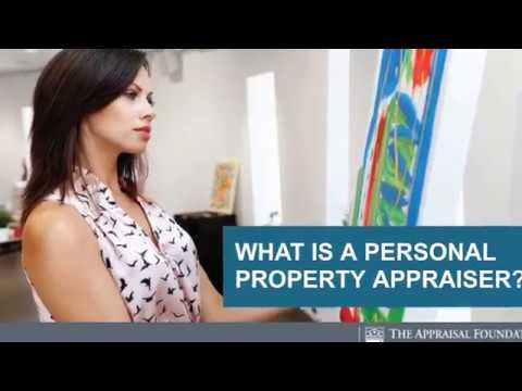 Personal Property Appraisals And You!