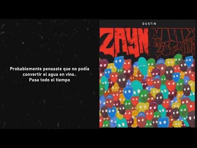 ZAYN ⥈ Unfuckwitable «Subtitulado Español»
