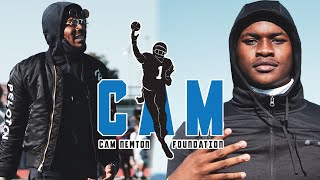 7v7 🏈 | Cam Newtons C1N Gold team goes undefeated first day at NFA 7v7 Myrtle Beach