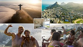 A Date with a Movie Star: Rio, I Love You and How To Take a Cinematic Escape To The Vibrant City
