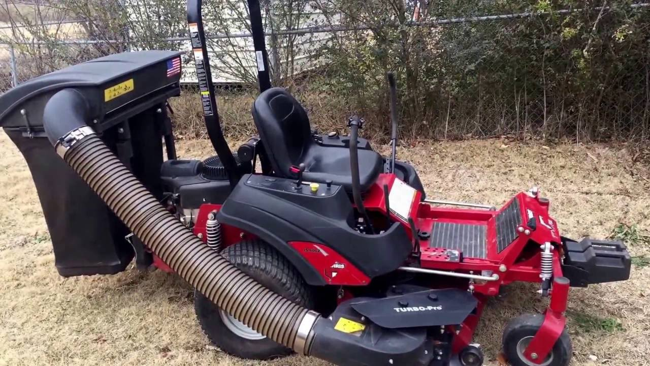 Ferris IS600Z Review - Ferris Mower Review -