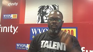 Watch The WVON Morning Show...What is Black about Chicago?
