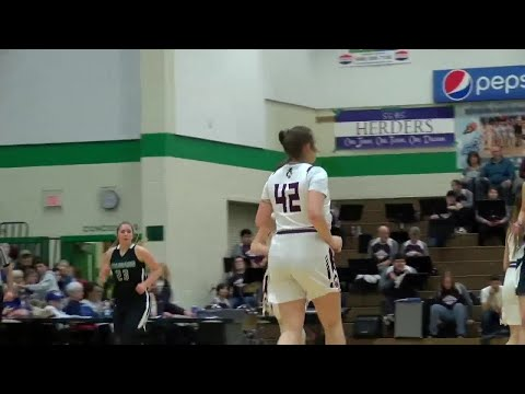 State B girls: Wolf Point punches ticket to championship