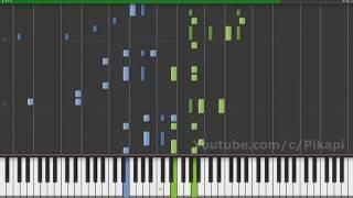 Detective conan zero the enforcer OST 零 -ZERO- Piano Synthesia