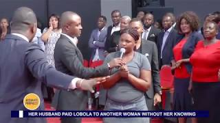 UNBELIEVABLE! A woman DEAD SHOCKED. By Pst Alph Lukau