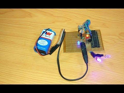 How to make a cheapest arduino atmega 328p under $2
