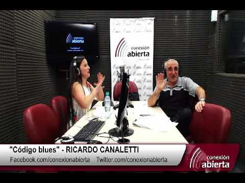 """Código blues"" con RICARDO CANALETTI - Radio Conexión Abierta"