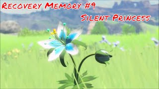 Zelda Breath Of the Wild | Recovery Memory 9 Location - Silent Princess