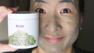 【レビュー/クレイマスク】European Clay powder Review