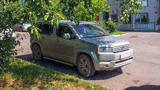 Honda Crossroad -  Частичная замена масла в автомате (АКПП)