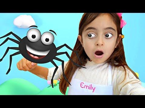Playing Itsy Bitsy Spider