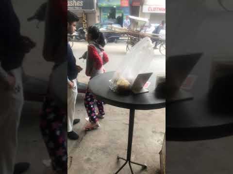 Chole Gravy  Bathure In Tandoori Kohli's Kitchen Ashok Nagar