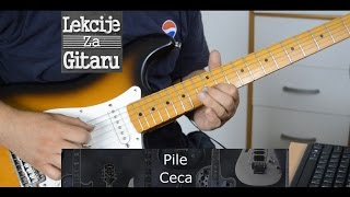 Pile - Ceca - intro lesson cover
