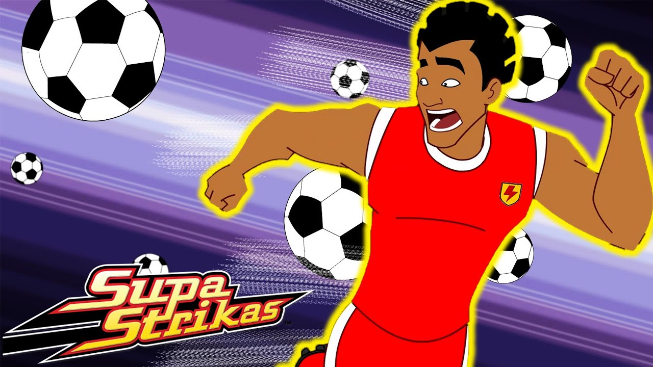 Download S6 E12 - 14 COMPILATION! | SupaStrikas Soccer kids cartoons | Super Cool Football Animation | Anime