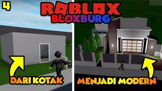 BUILD THE HOUSE OF MY DREAMS!! 😍: Roblox Bloxburg Indonesia | Ep. 4