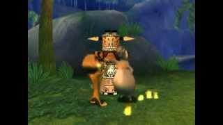 Madagascar Xbox Gameplay