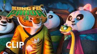 Kung fu Panda 3   Clip Mei Mei [HD]   Adesso al Cinema