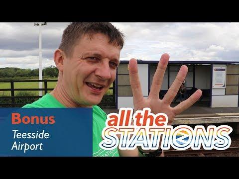 TEAsside Airport - Bonus Video