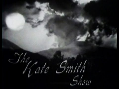 The Kate Smith Show (1960):  Guest Star Jackie Gleason!