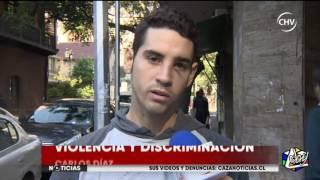 Resultado de imagen para ciudadano venezolano agredido por carabineros