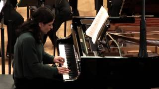 Hindemith Four Temperaments Part I. Einav Yarden/Tel-Aviv Soloists