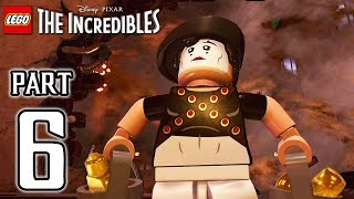 LEGO The Incredibles Walkthrough PART 6 (PS4 Pro) No Commentary @ 1080p HD ✔