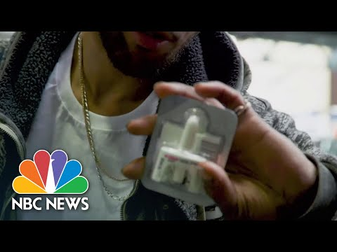 Rise In Overdose Deaths Reviving Fight For Safe Injection Site In Philadelphia | NBC News NOW