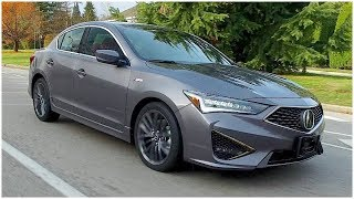 2019 Acura ILX Review // Least expensive premium car!