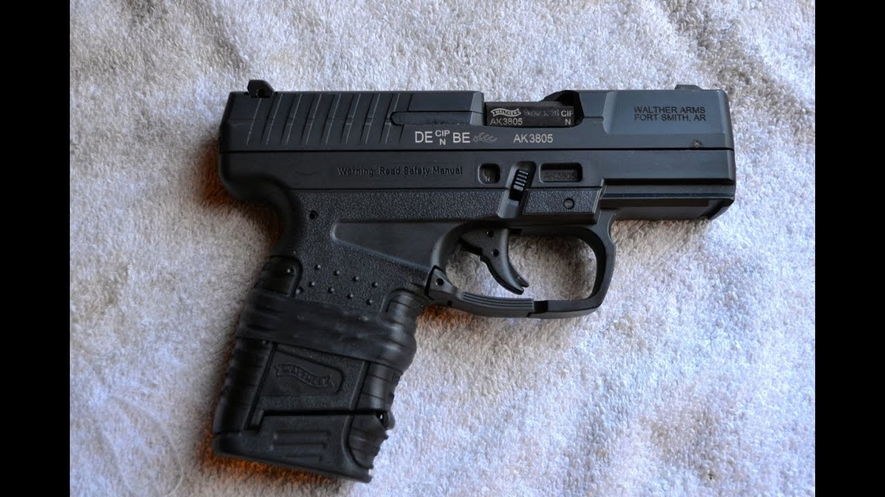 walther pps in 9mm luger youtube