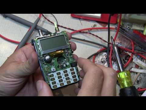 #239: Repair of Kenwood TH-F6A radio's Push to Talk switch