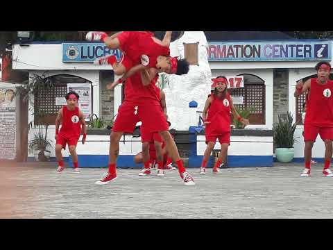 LUCBAN DANCERS