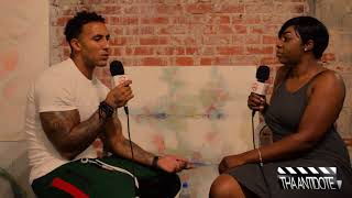 Runnin It With Rari - Interview with Percy Keith