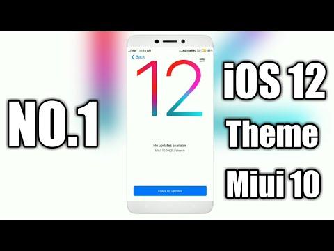 Download - theme ios 12 video, mx ytb lv