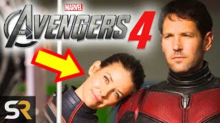 Marvel Theory: Is This The Wasp's Role in Avengers 4?