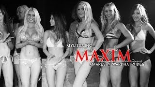 Maxim Model Search 2014 March Heat 2 - Girls Got Rythm