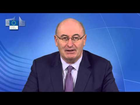 European Union - Agriculture Ministerial 2016 Video Message by Phil Hogan